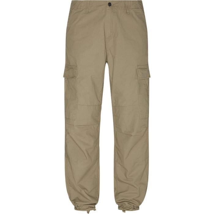 Cargo Pants - Bukser - Regular - Sand